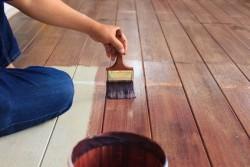 Peinture à bois