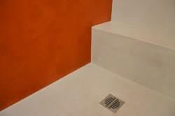Les avantages du béton ciré dans la salle de bains