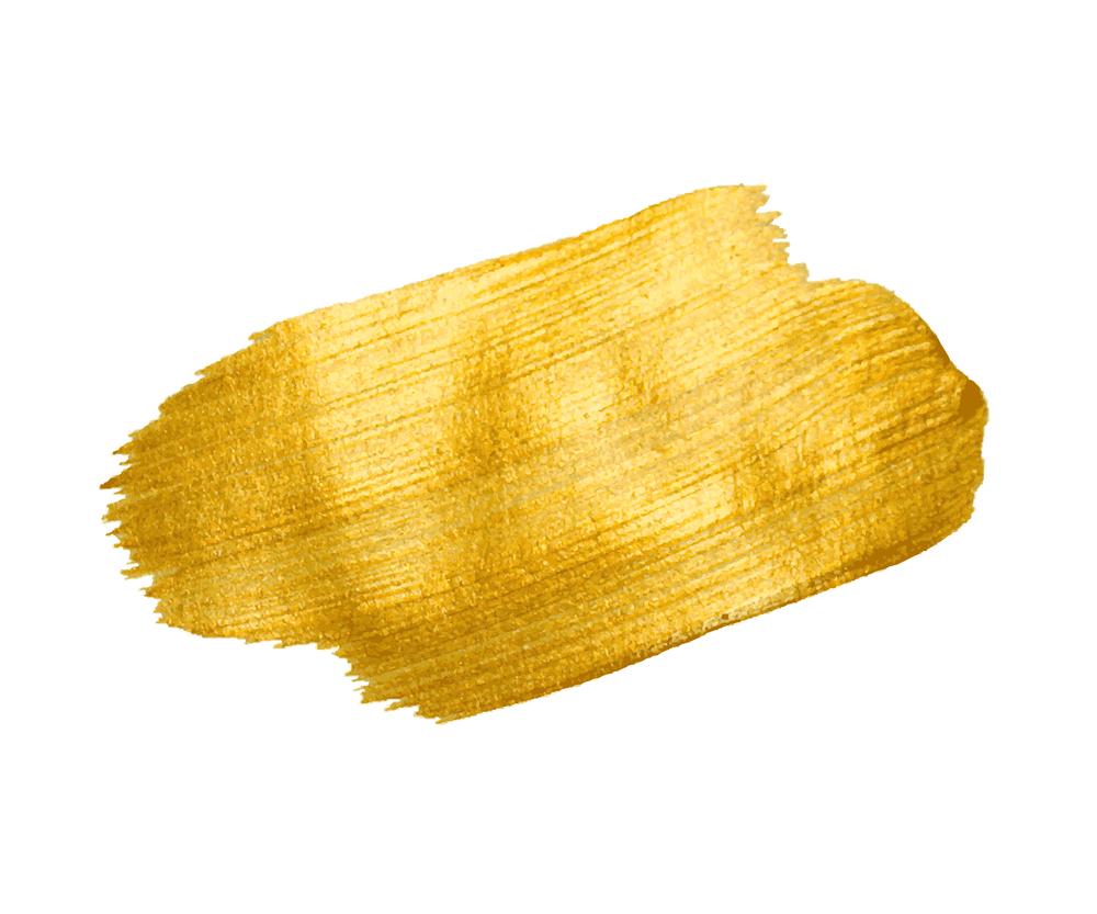 peinture velours jaune
