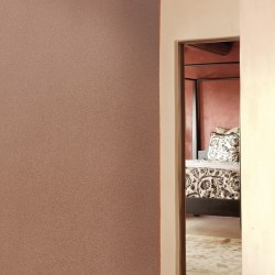 Enduit terre/argile fin - gris souris rosé
