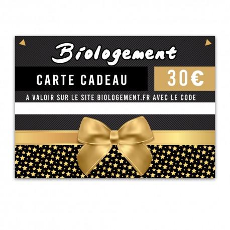 Carte cadeau Biologement 30€