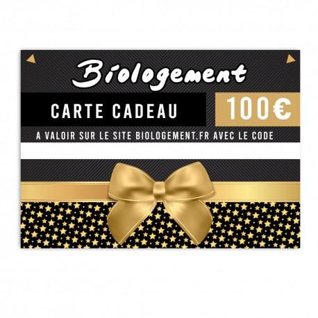 Carte cadeau Biologement 100€