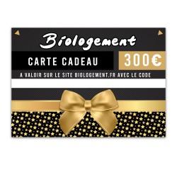 Carte cadeau Biologement 300€