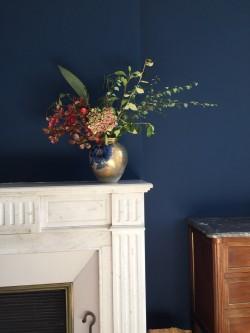 Peinture Naturelle Mat - Bleu Prusse
