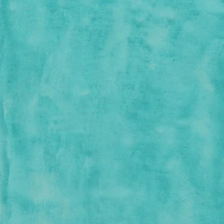 Tadelakt - bleu lagon