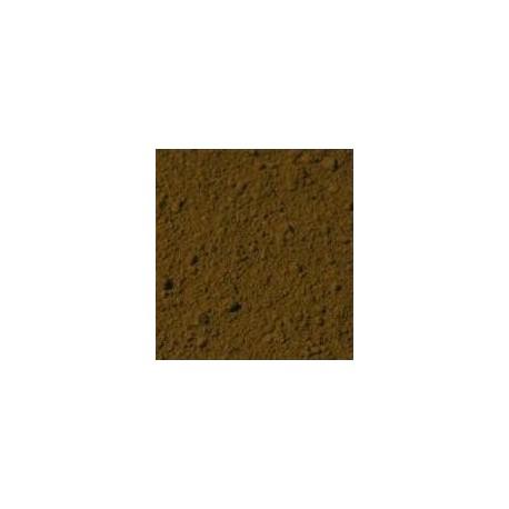 Terre ombre brune