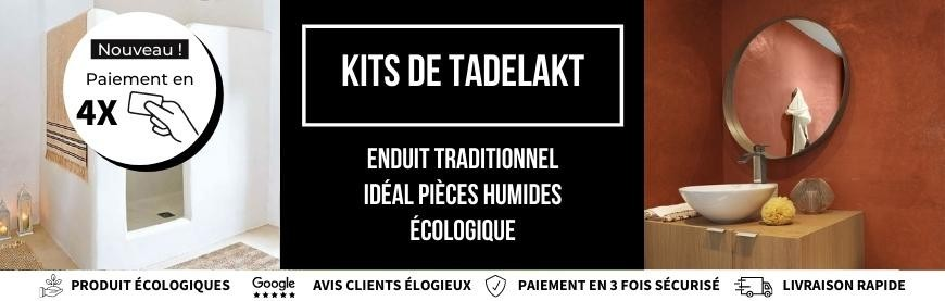 Tadelakt - Biologement
