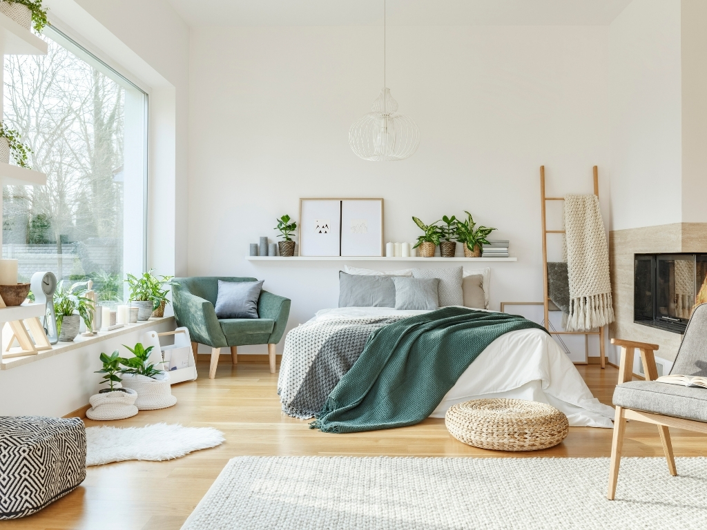 chambre cosy et cocooning