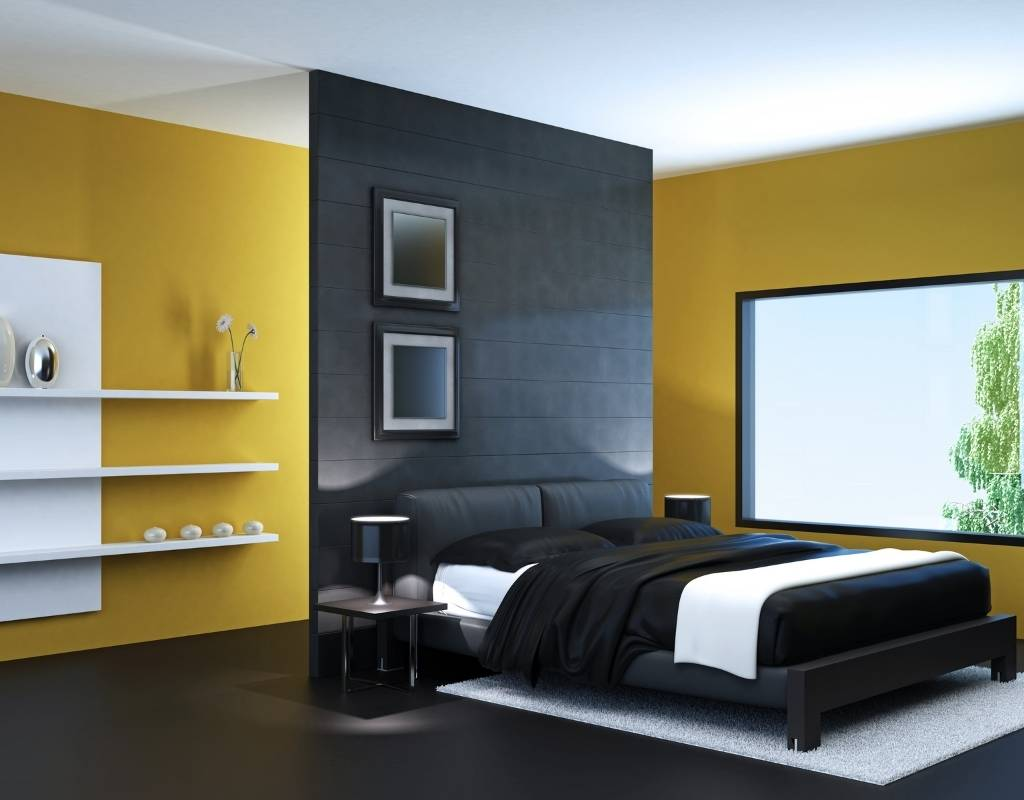 deco chambre moderne chic