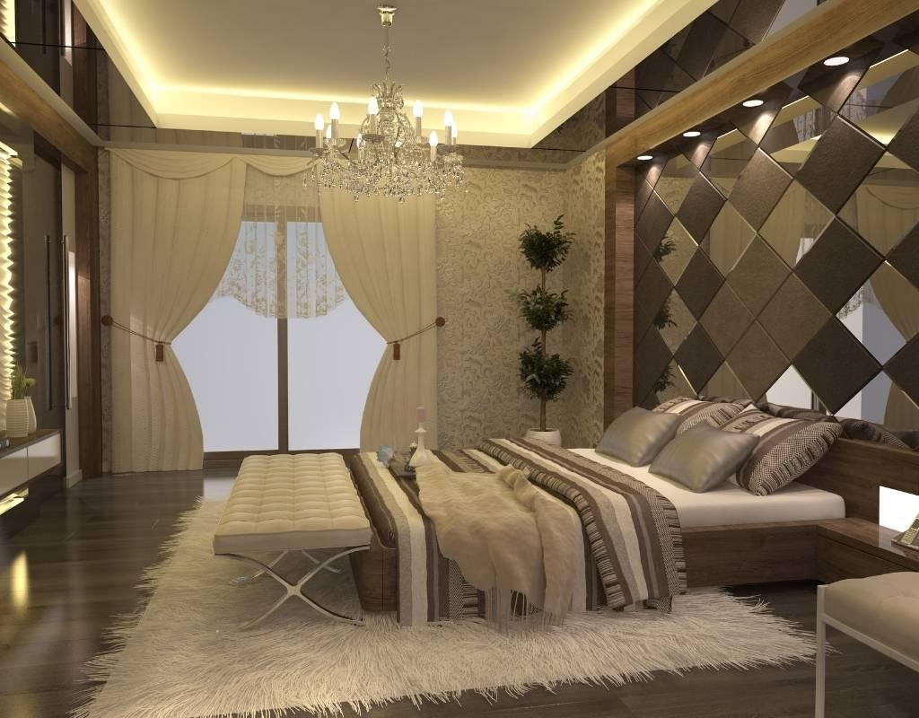 lustre chambre moderne deco