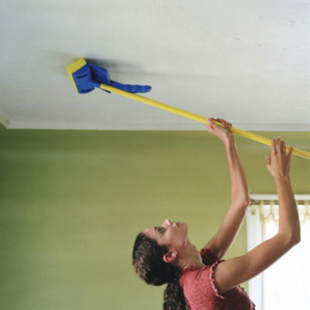 brosse plafond eau