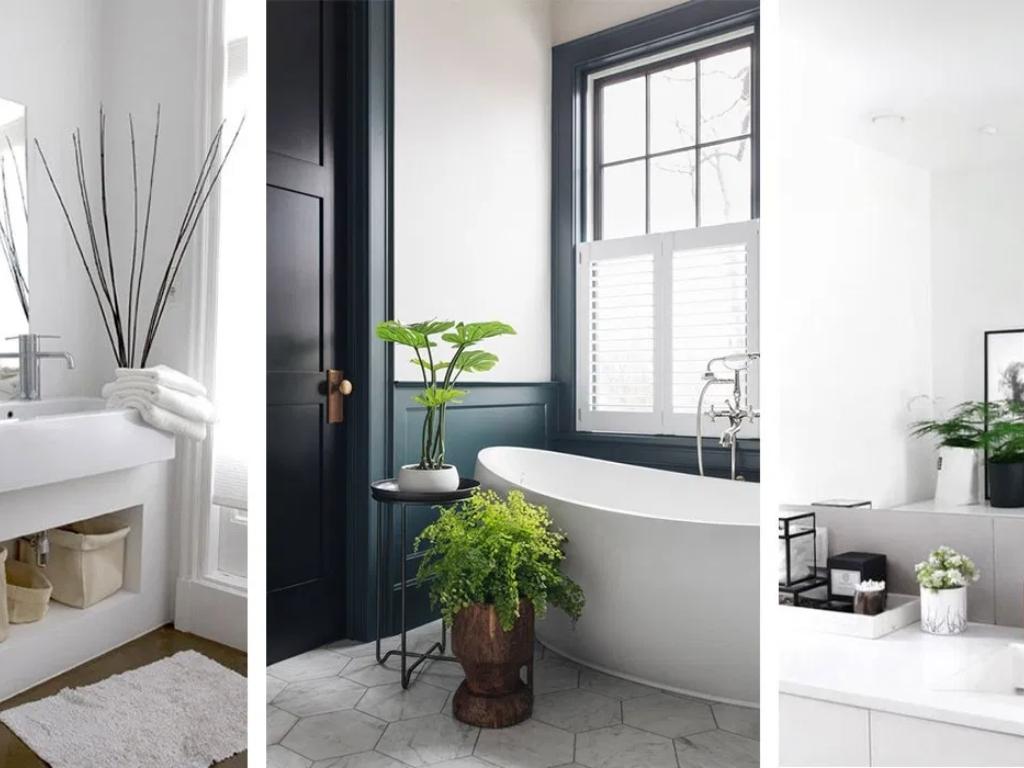 exemples déco salle de bains zen