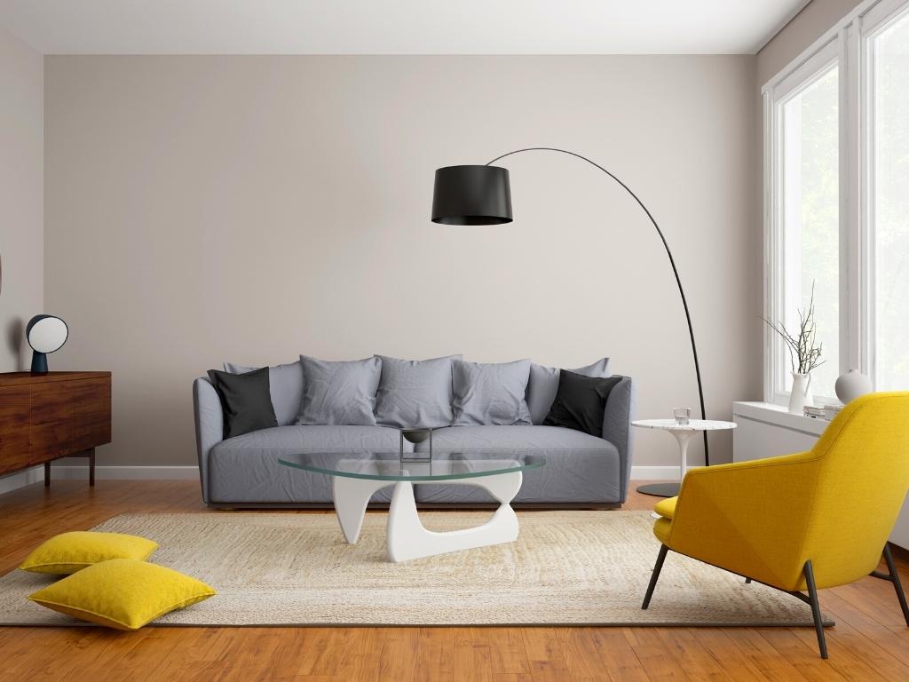 idée décoration salon style scandinave
