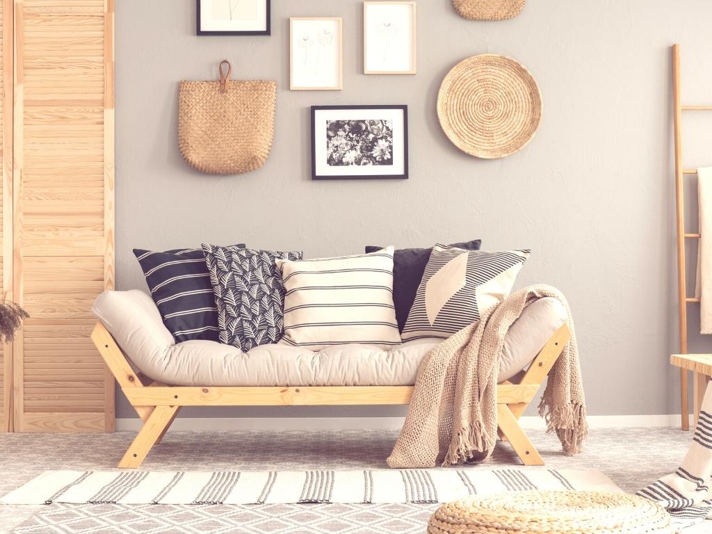 matériaux style scandinave