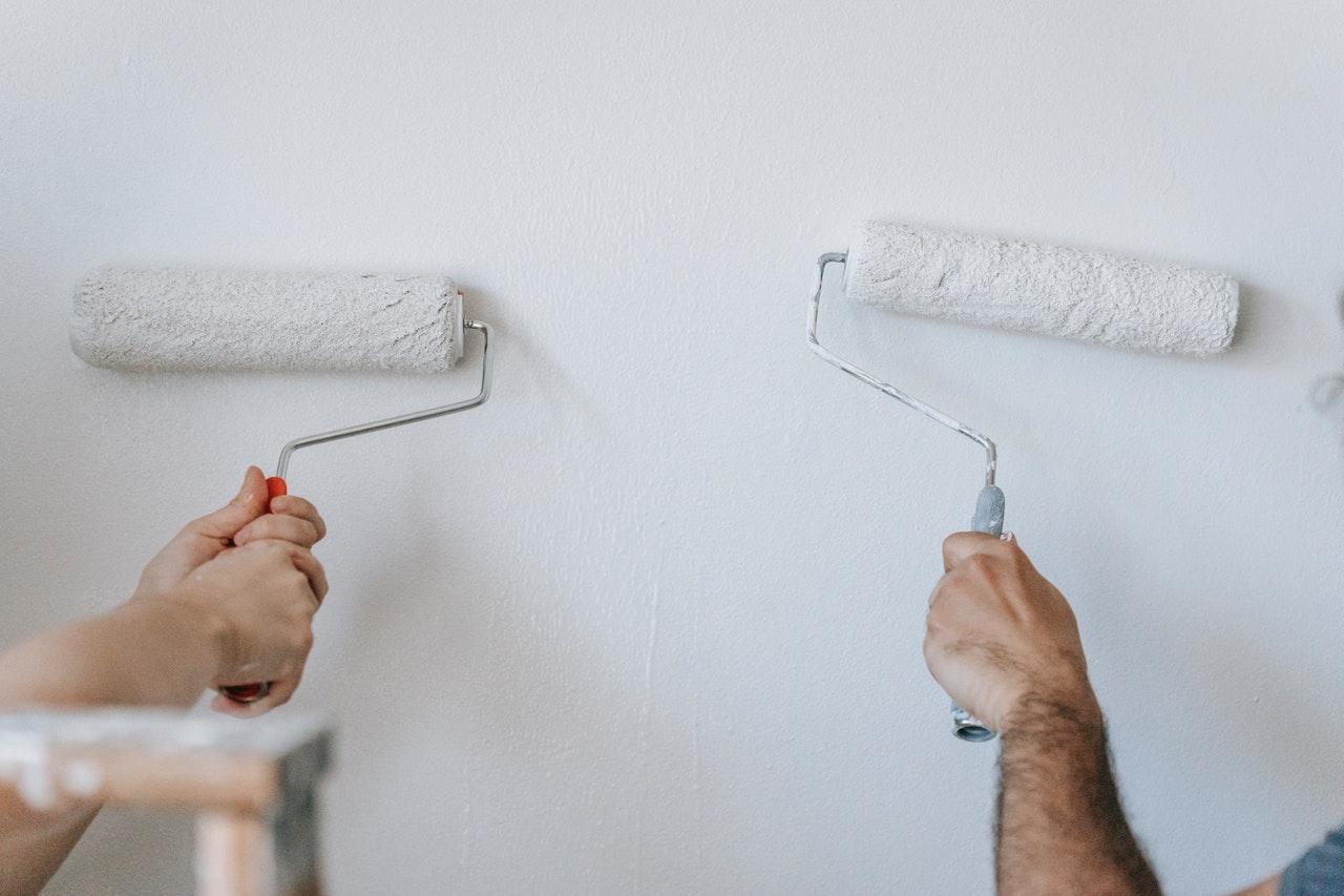 peinture cloque