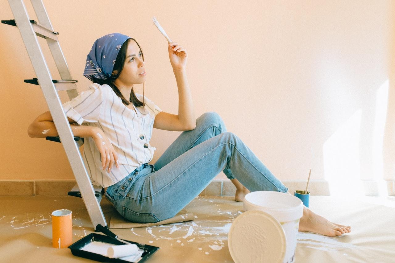 reparer peinture qui cloque