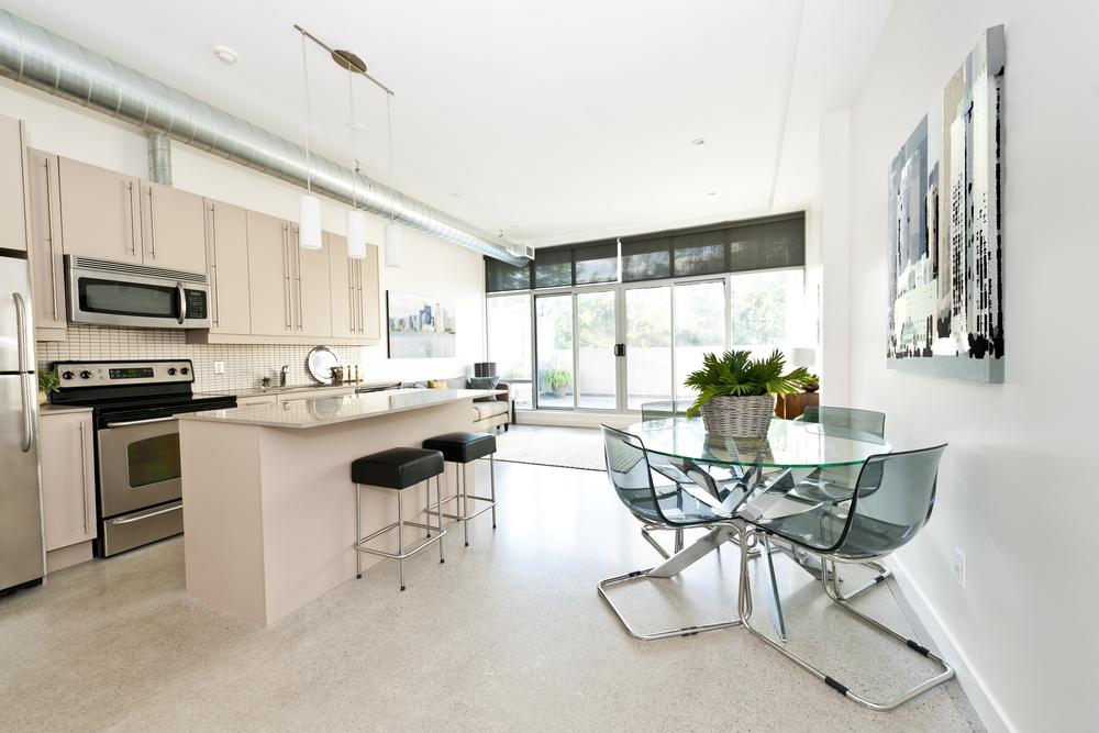 b ton cir dans une cuisine conseils et exemples de r alisations. Black Bedroom Furniture Sets. Home Design Ideas