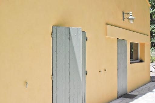 types enduits facade
