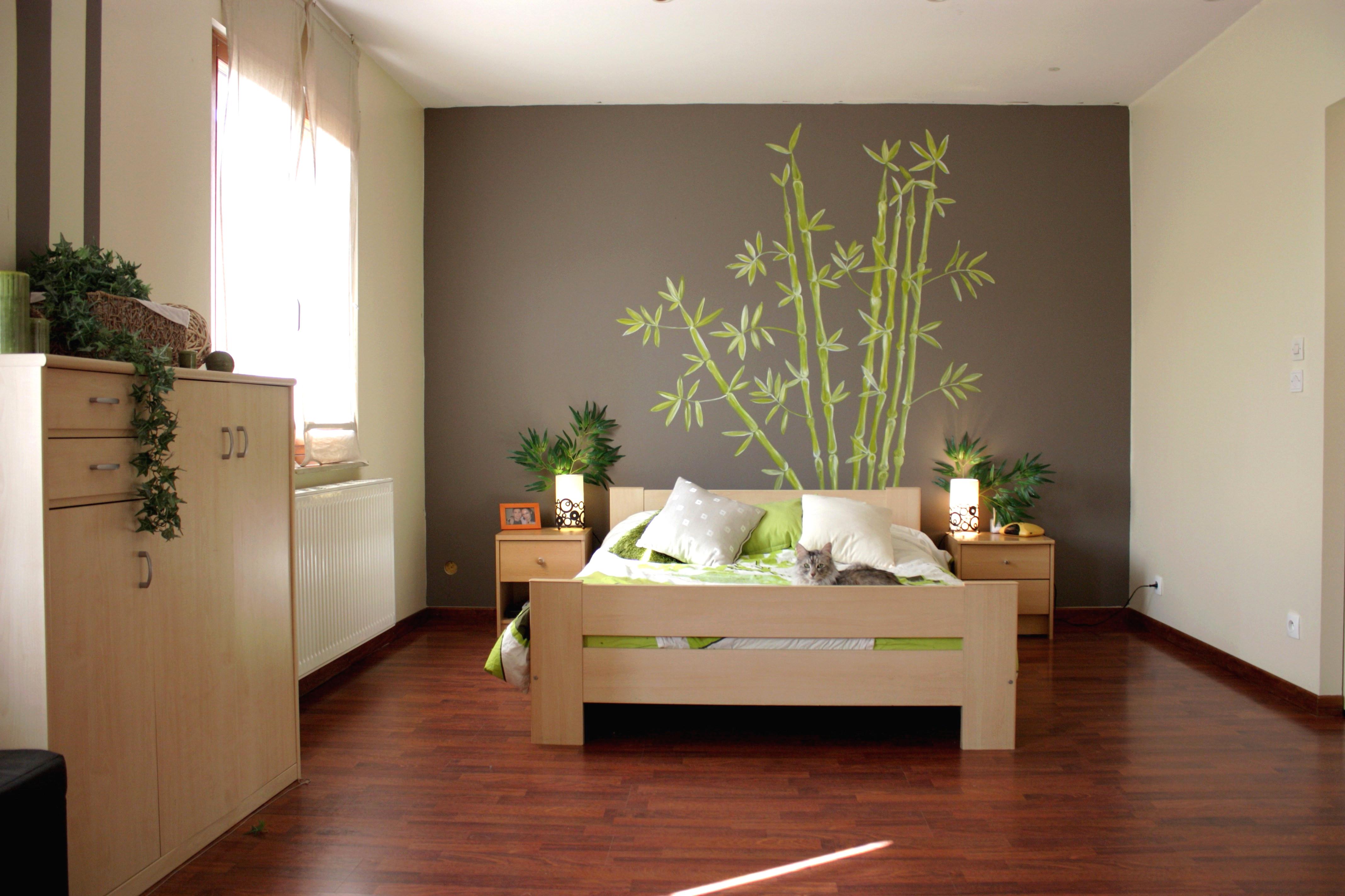 Comment peindre une chambre quelle couleur et quelle - Idee peinture chambre ...