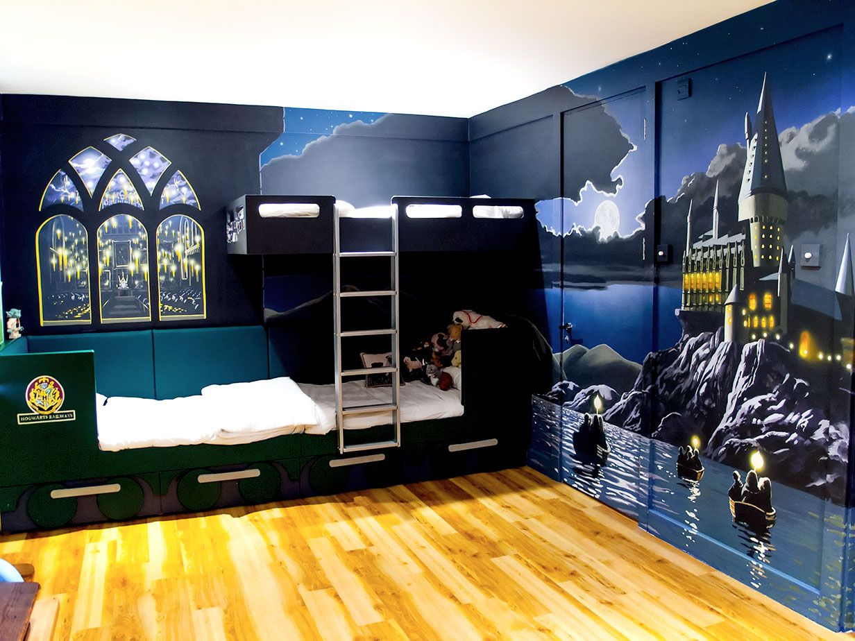 chambre harry potter