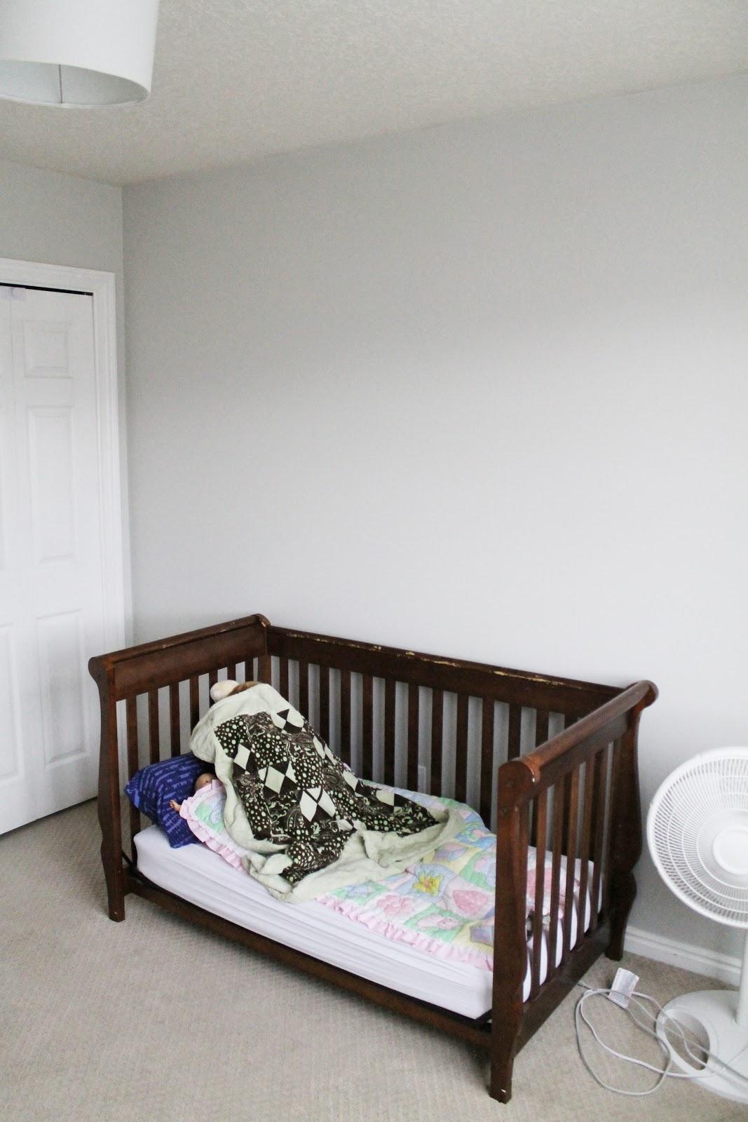 peinture gris perle chambre et porte