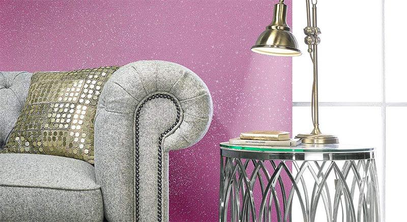 peinture effet paillette 5 conseils pour appliquer votre enduit ou peinture paillet. Black Bedroom Furniture Sets. Home Design Ideas