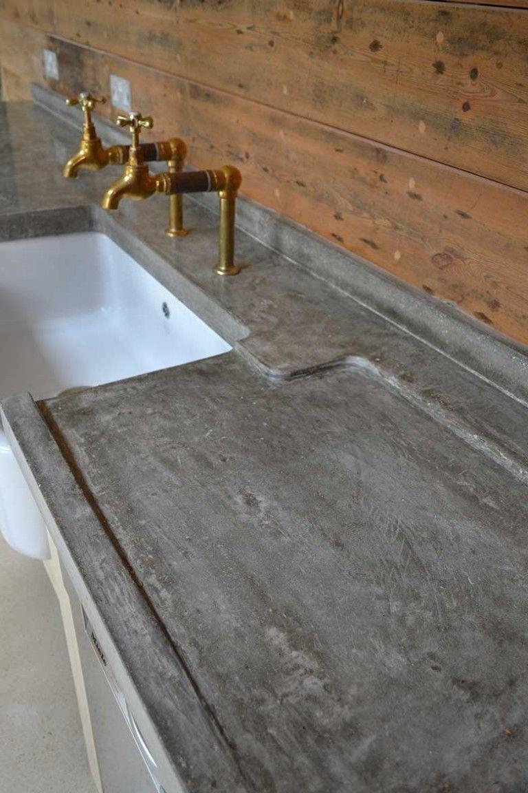 Evier Le Plus Resistant evier, vasque en béton ciré : comment faire ?