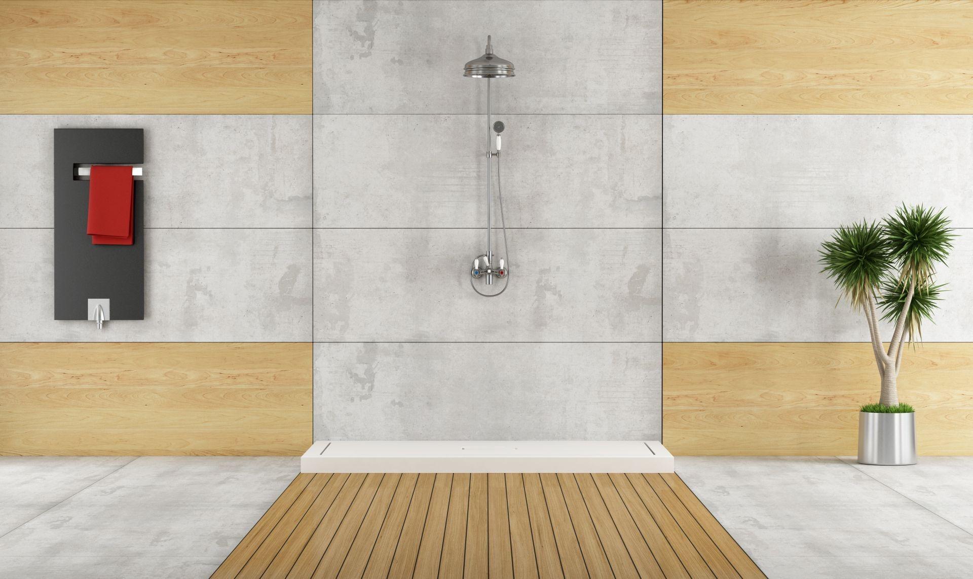 2 idées pour rénover votre douche